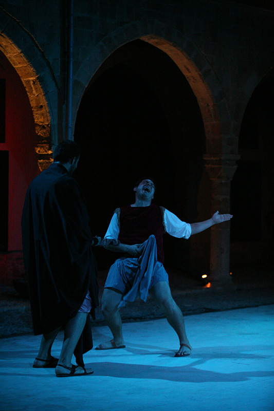 a review of lysistrata an ancient greek play by aristophanes Dramatis personae in ancient comedy depend and the plays of aristophanes in fact contain works related to lysistrata at wikisource greek wikisource.